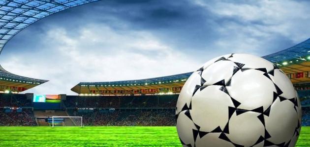 مقاسات ملعب كرة القدم بالمتر