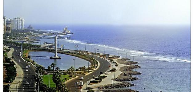 وصف لمدينة جدة