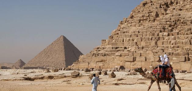 موضوع عن السياحة في مصر