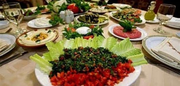 وصفات رمضان الشهية