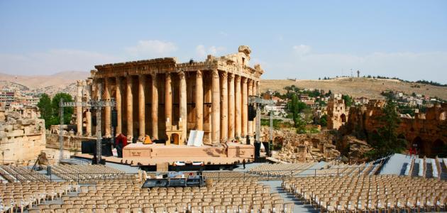 معالم لبنان السياحية