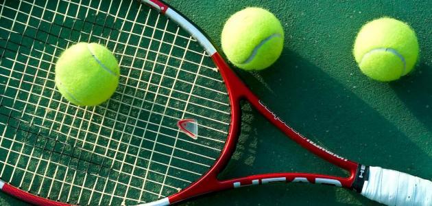 قوانين لعبة التنس الأرضي