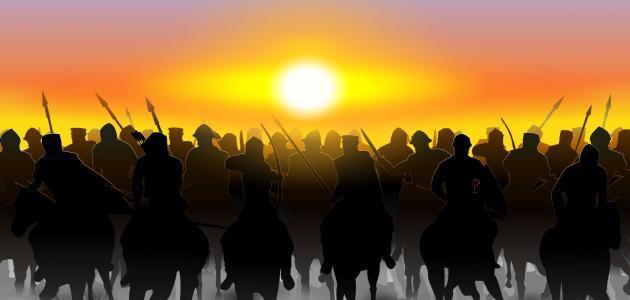 كم عدد الغزوات التي حضرها الرسول