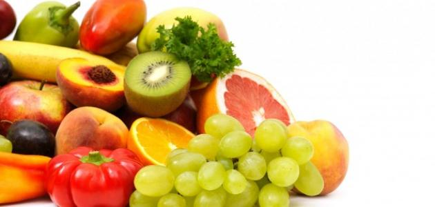 فيتامين د في الفواكه