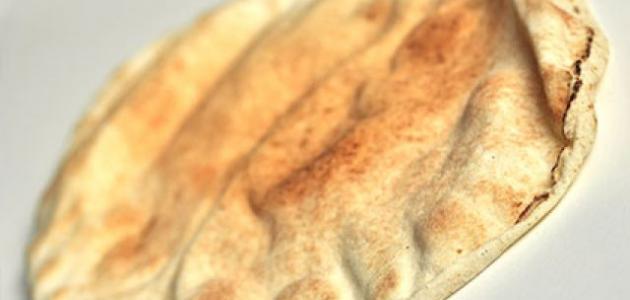 طريقة الخبز السوري