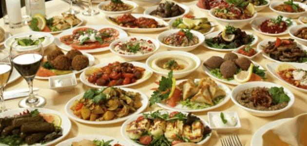 وصفات إفطار شهر رمضان