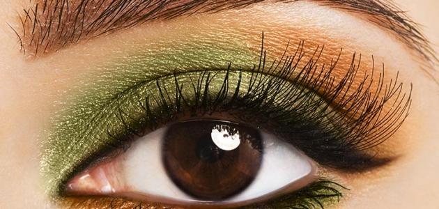 أجمل عيون النساء