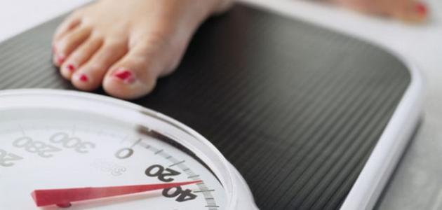 نقص الوزن أثناء الحمل