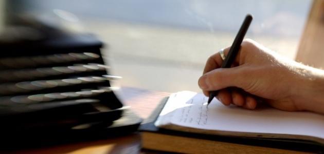كيف أكتب قصة بوليسية