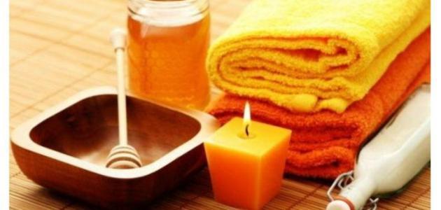 فوائد العسل للشعر الخفيف
