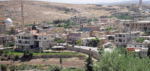 وصف القرية