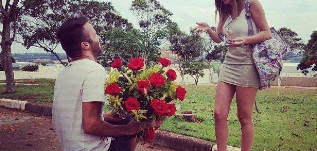 كلام حب رومانسي جداً