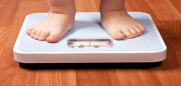 كيف أزيد وزن أطفالي