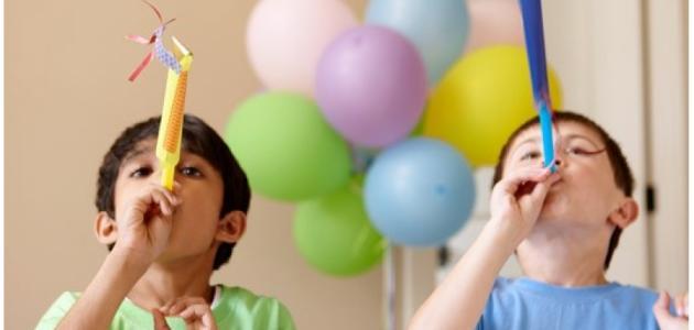 هدايا عيد ميلاد لطفل