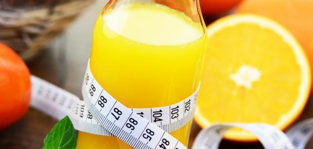 كيفية تخفيف الوزن في أسبوع