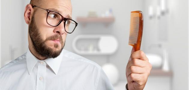 مراحل نمو الشعر المزروع