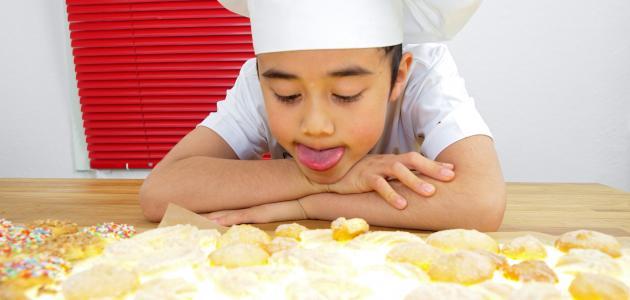 تعليم طبخ الحلويات