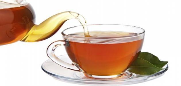 فوائد الشاي الأحمر للبشرة