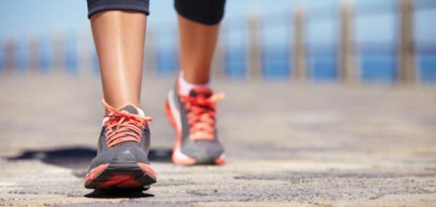 فوائد المشي بعد الأكل