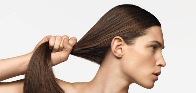 حل تساقط الشعر