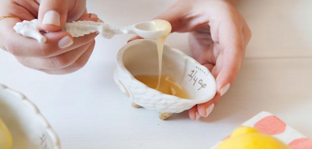 فوائد الزبادي والعسل للشعر
