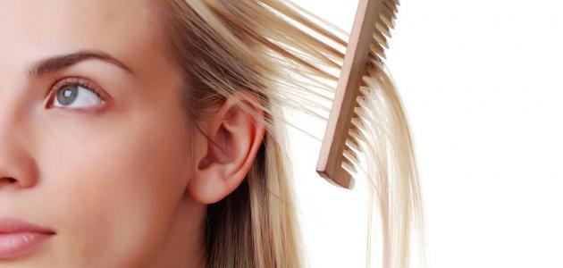وصفة لإزالة تقصف الشعر