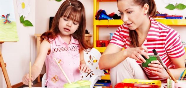 وسائل تعليمية لأطفال التوحد