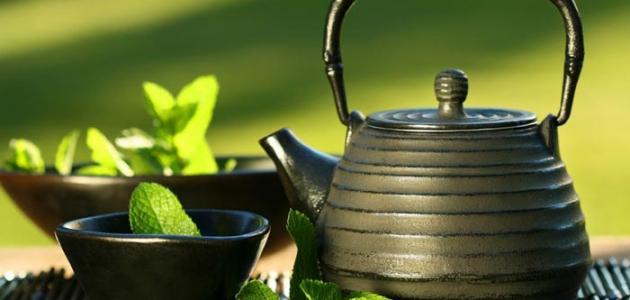 فوائد الشاي الأخضر الصيني للتنحيف