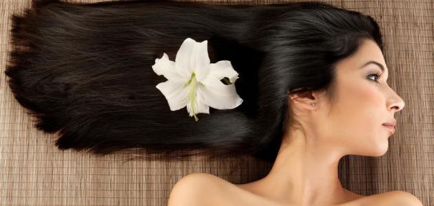 وصفة سريعة جداً لتنعيم الشعر