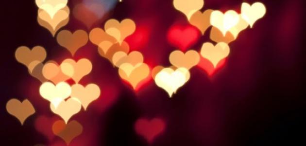 عبارات وحكم عن الحب