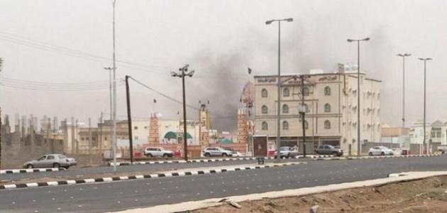 مدينة نجران بالسعودية