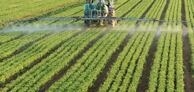 تعريف الزراعة - موضوع
