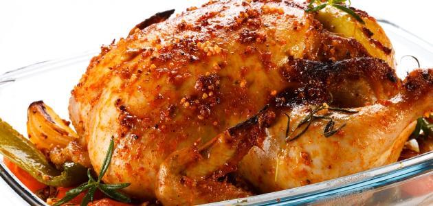 وصفات دجاج سريعة التحضير
