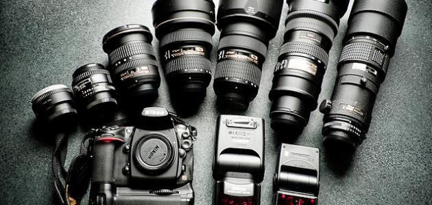 كيف اختار عدسة الكاميرا