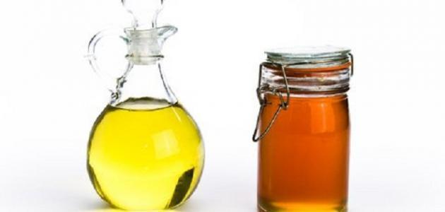 فوائد العسل وزيت الزيتون