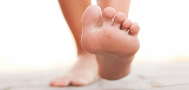 وصفات لإزالة رائحة القدمين