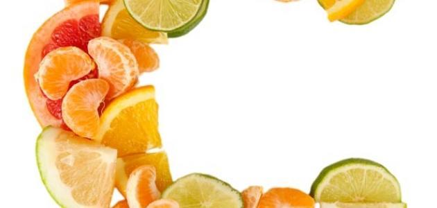 فيتامين ج للبشرة الدهنية