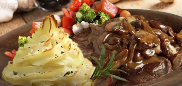 وصفات أطباق اللحوم