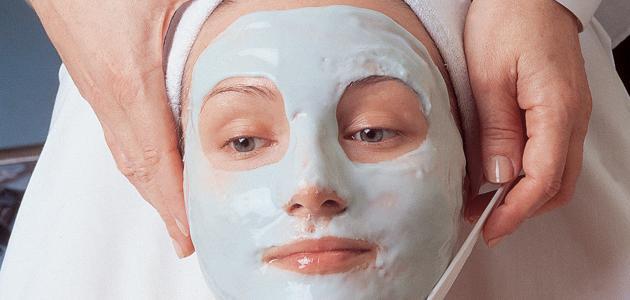وصفة لإزالة قشرة الوجه