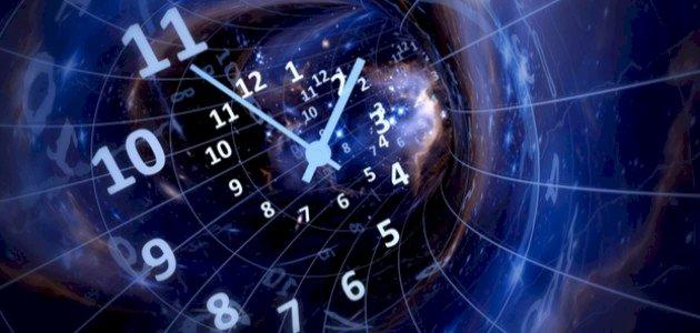 وحدات قياس الزمن