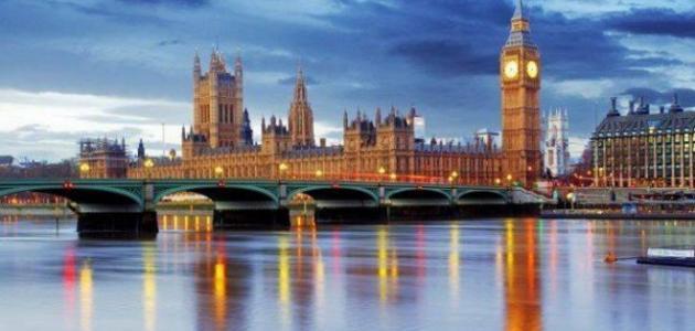 مدينة لندن البريطانية