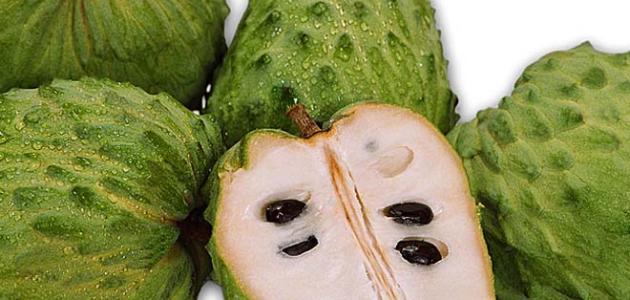 فاكهة القشطة في الرياض