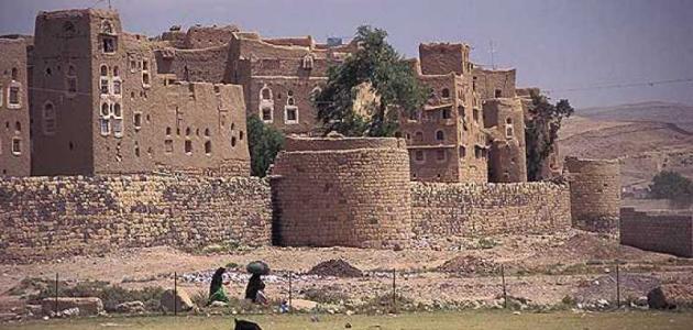 مدينة عمران في اليمن