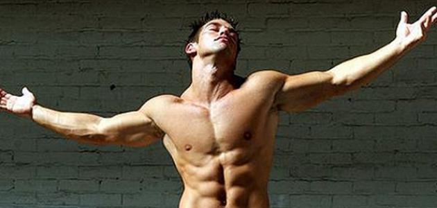 طرق بناء العضلات