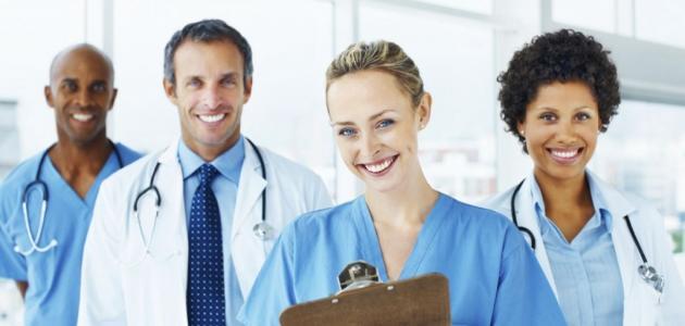 كيف أدخل الطب - موضوع
