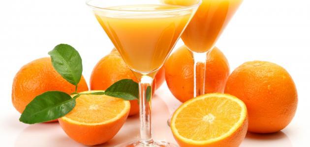 Image result for عصير البرتقال