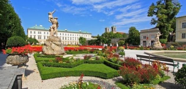 مدينة سالزبورغ في النمسا