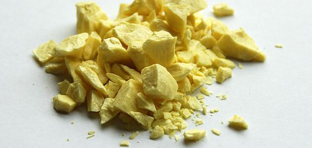 فوائد الكبريت الأصفر للبشرة