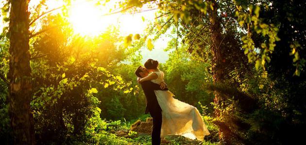 كلام الرومانسية والحب