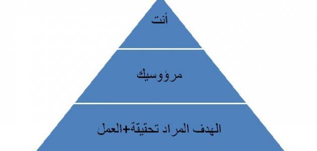 عناصر القيادة